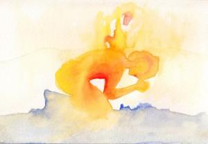 Monica Carmona-My Prayer-Painting-Sanfrancisco-2014 copy